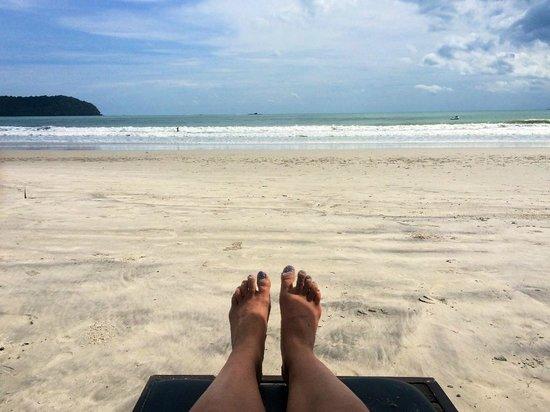 Tengah Beach: Beach Bliss!