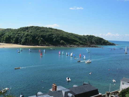 Waverley B&B : Sailing in Salcombe