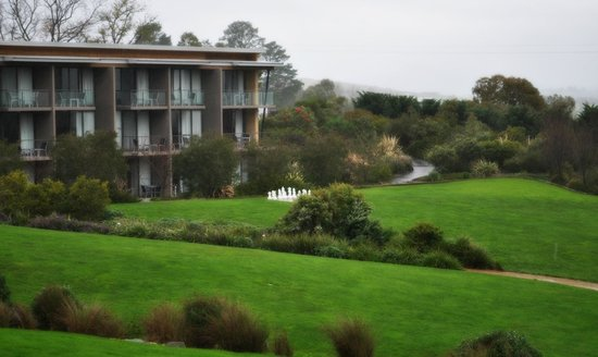 Balgownie Estate Vineyard Resort & Spa: room view