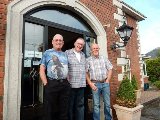 St. Martin's Bed & Breakfast: The 3 Johns