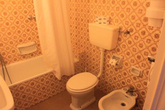 Hotel Settentrionale Esplanade: Bathroom