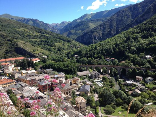 Train des Merveilles: View from Tende