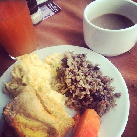 Gran Hotel Costa Rica: Fantastic breakfast, we loved the gallo pinto!!