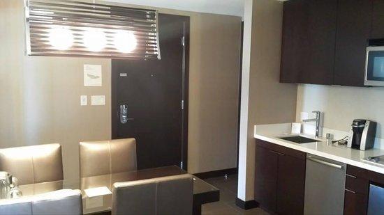 Vdara Hotel & Spa: Dining room