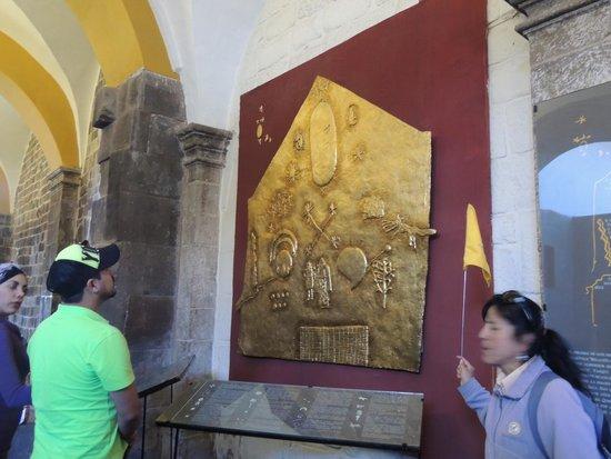 Convento de Santo Domingo: Detalle interior