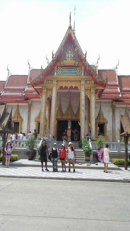 Wat Chalong : Lovely temples