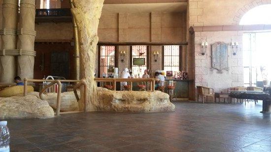 Laguna Vista Beach Resort : территория отеля