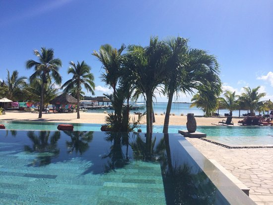 InterContinental Moorea Resort & Spa : Pools