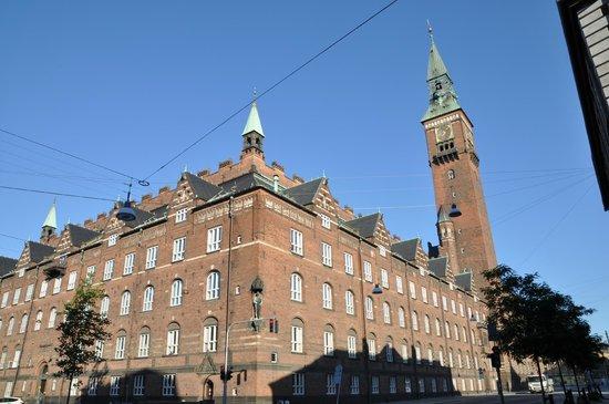 Rathaus Kopenhagen: Башня