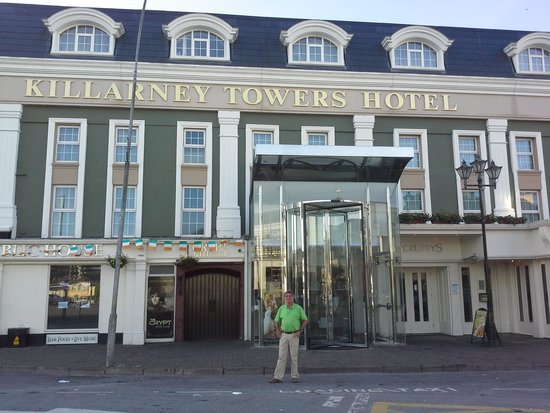 Killarney Towers Hotel & Leisure Centre: Right in the Heart of Town