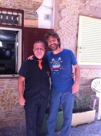 Gran Caffe Ciorfito : Con Sergio Assisi