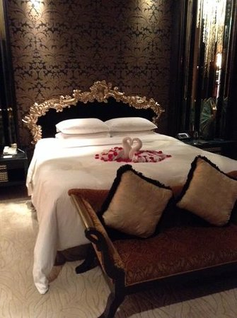 Sofitel Macau At Ponte 16 : very comfortable bed