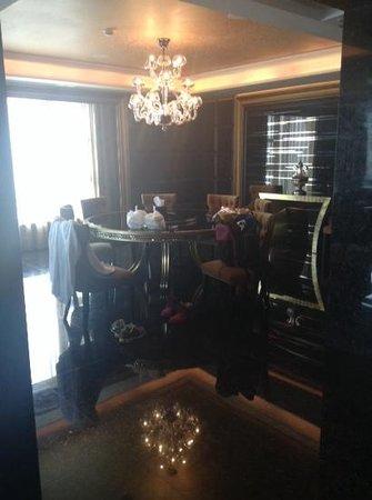 Sofitel Macau At Ponte 16 : the dinning room