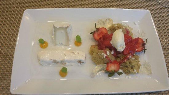 J Vineyards & Winery: Dessert
