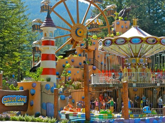 ‪Cultus Lake Adventure Park‬