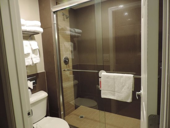 Ramada Miami Springs/Miami International Airport: updated bath area