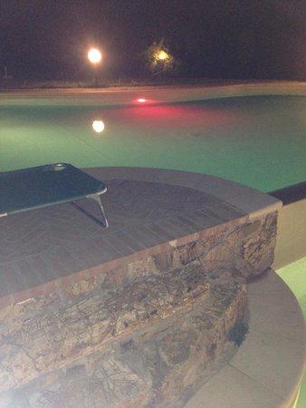 Campo Ruffaldo: Bordo piscina