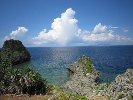Cape Maeda: 真栄田岬