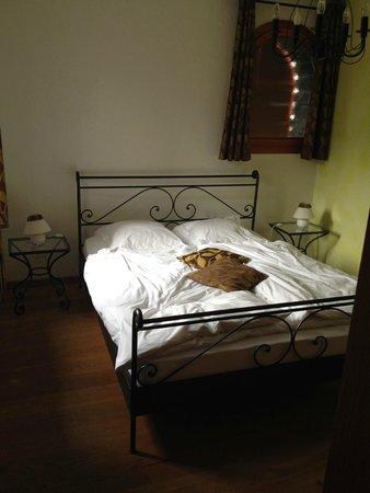 Colline de Daval: La chambre
