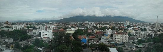 Le Meridien Chiang Mai: Beautiful City view