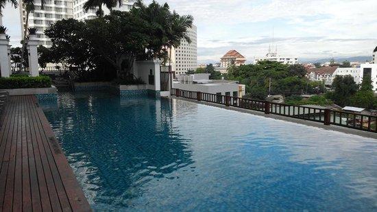 Le Meridien Chiang Mai : Swimming Pool