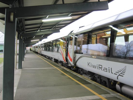TranzAlpine Train: TranzAlpine