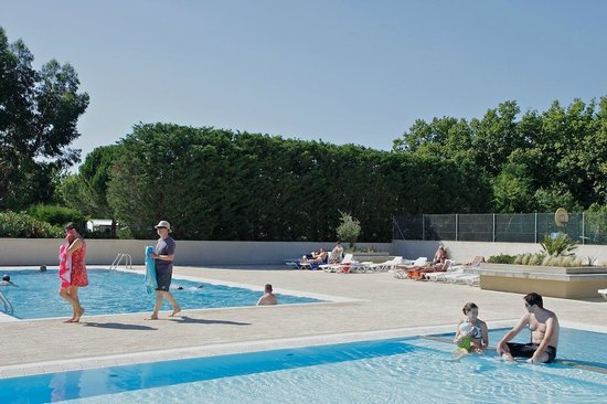 Piscine picture of camping de la cite carcassonne for Camping carcassonne piscine