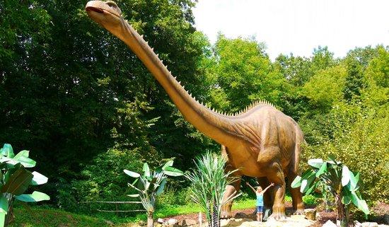 DinoPark Vyskov