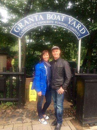 Granta Boat & Punt Company: Granta Punts