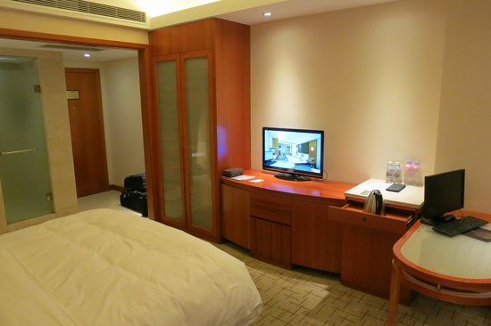 Zhejiang Media Hotel: Executive room