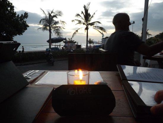 Mozzarella by the Sea at Maharta: Bliss............