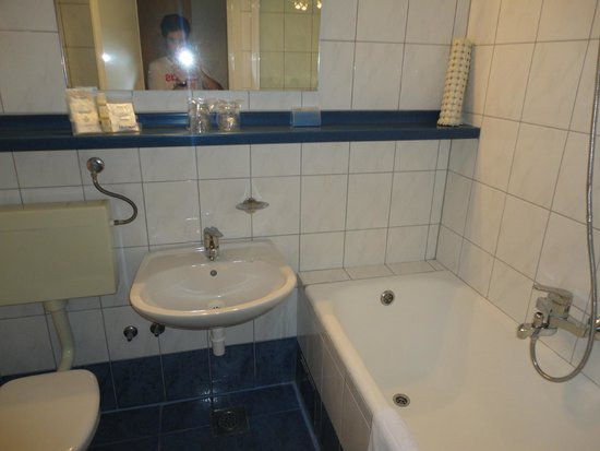 Bluesun Hotel Borak: Bagno