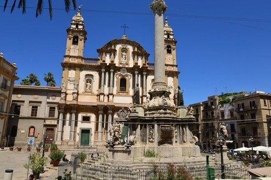 City Sightseeing Palermo : a palerme