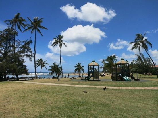 Sunset Kahili Condos: Poipu Beach Park