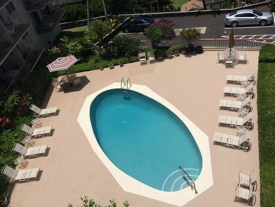Sunset Kahili Condos: Swimming pool