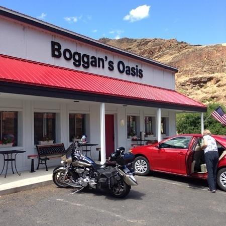 Anatone, วอชิงตัน: Boggan's Oasis