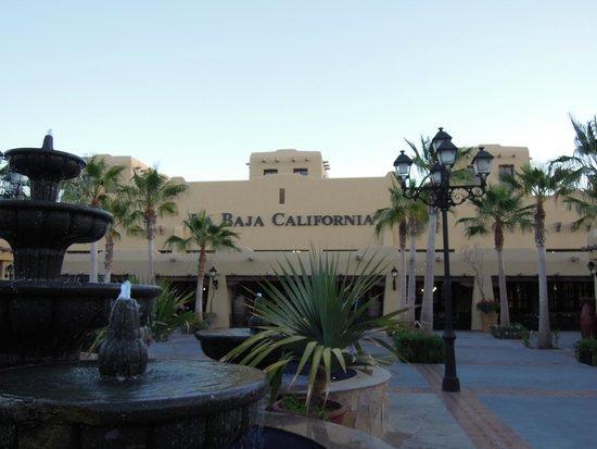 Hotel Riu Santa Fe : Main restaurant