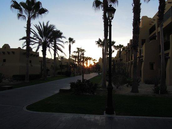 Hotel Riu Santa Fe : Early morning