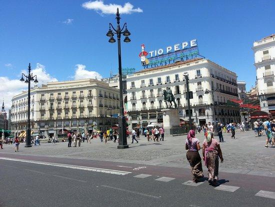 Hotel Europa: Porta Del Sol