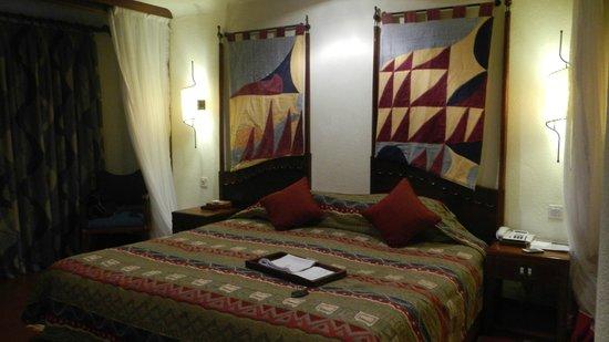 Lake Manyara Serena Lodge : La nostra stanza