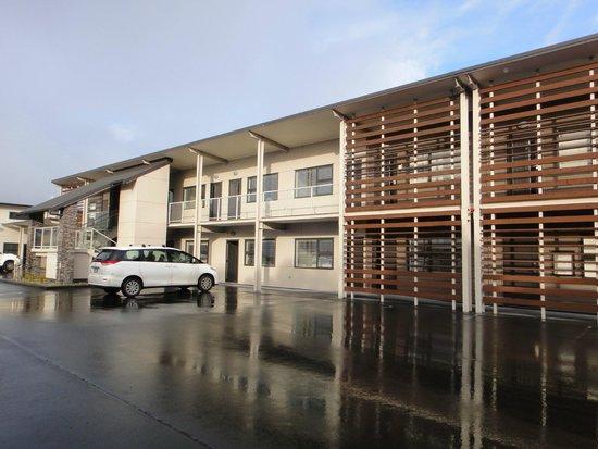 Amity Court Motel : outside