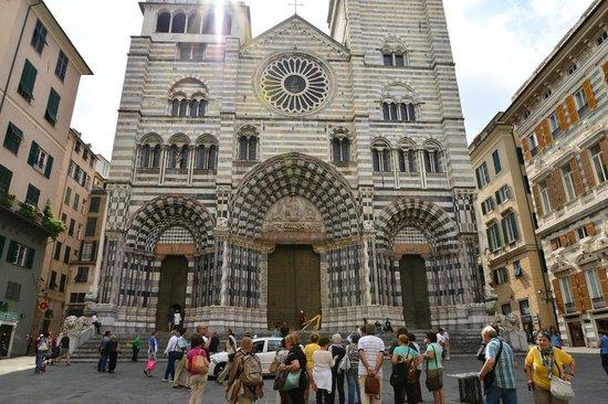 Cattedrale di San Lorenzo - Duomo di Genova : San Lorenzo