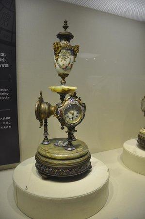 Shenyang Imperial Palace (Gu Gong): Imported Clock