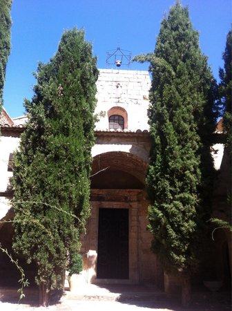 Abbaye de Sainte Croix : Un aperçu des lieux