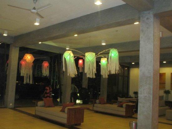 Hotel Goldi Sands: Lobby