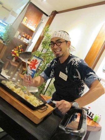 KOBORI Japanese Restaurant : 小堀さん