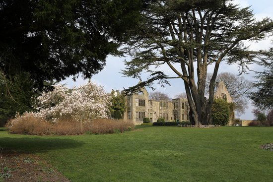 Nymans Gardens and House: Nymans Gardens, Sussex