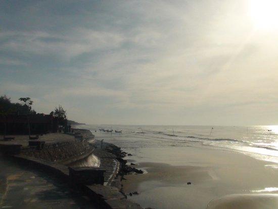 Van Chai Resort: вид на море