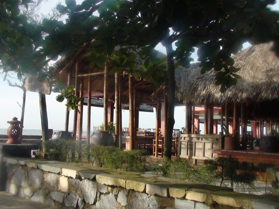 Van Chai Resort: ресторан