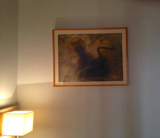 Hotel Arc La Rambla : картина в номере